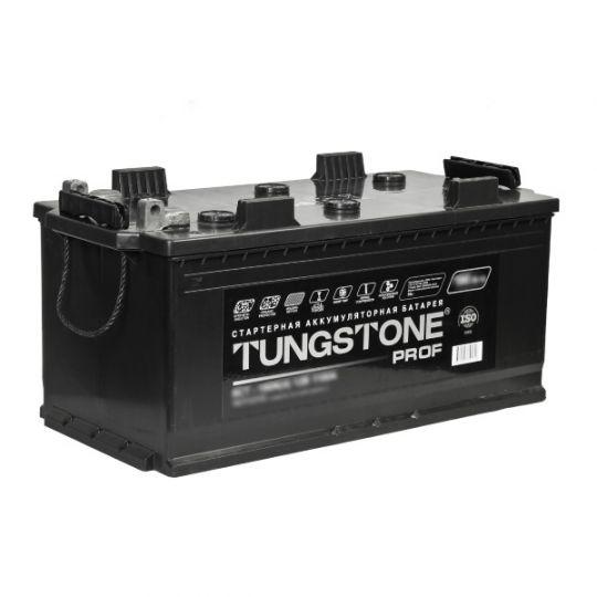 Автомобильный аккумулятор Tungstone Prof (Тангстоун Проф) 6СТ-195 N 195Ач О.П. (3) (евро)