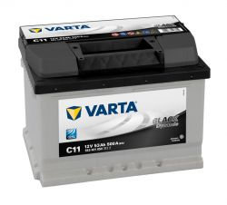 Автомобильный аккумулятор АКБ VARTA (ВАРТА) Black Dynamic 553 401 050 C11 53Ач ОП