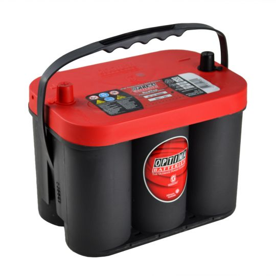 Автомобильный аккумулятор АКБ OPTIMA (Оптима) Red Top C 4.2 50Ач унив.клеммы