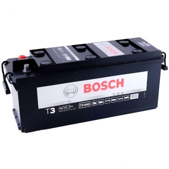 Автомобильный аккумулятор АКБ BOSCH (БОШ) T3 045 / 635 052 100 135Ач п.п.
