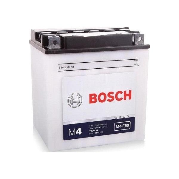 Аккумулятор для мототехники Varta 30Ач Moto 530 400 030 (YB30L-B) - фото 3