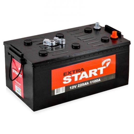 Автомобильный аккумулятор АКБ Extra START (Экстра Старт) 6CT-225 225Ач о.п.